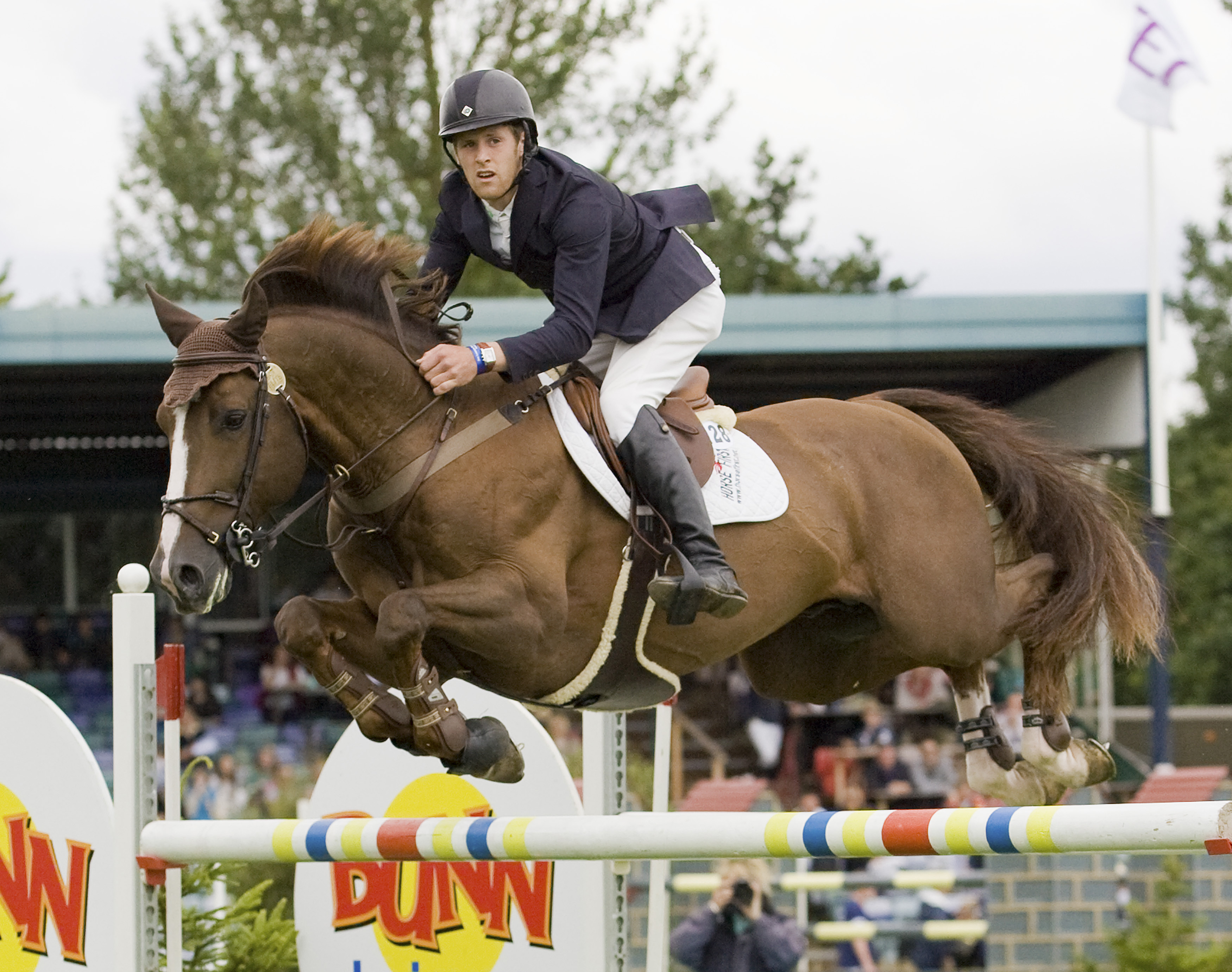 News And Blog Category Joe Clayton Talented Show Jumper